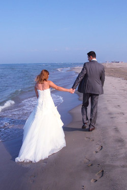 Mariage à la mer 1