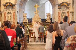 Mariage église 2