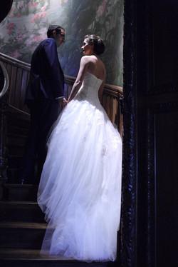 Mariage au Château Vals les Bains 1