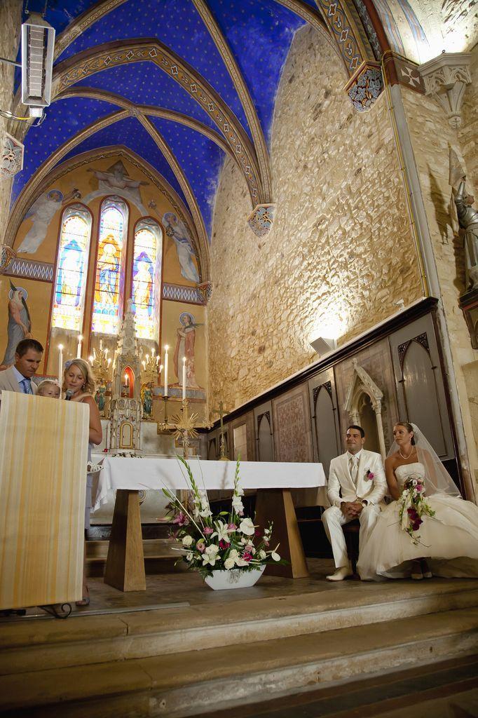 Mariage église 1