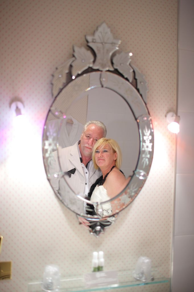 Mariage reflet 2