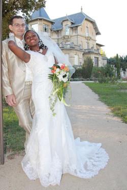 Mariage la Roseraie Vaucluse 2