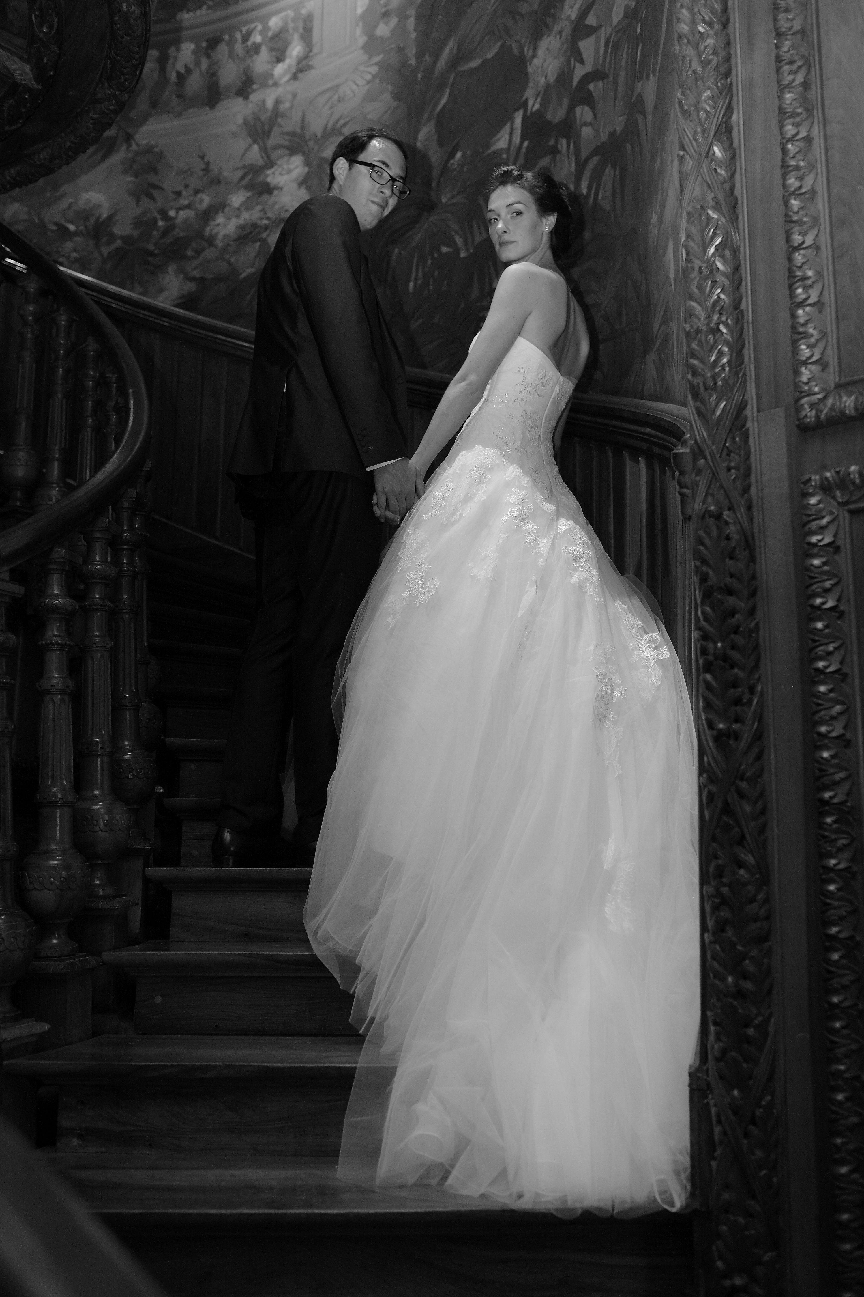 Mariage au Château Vals les Bains 2