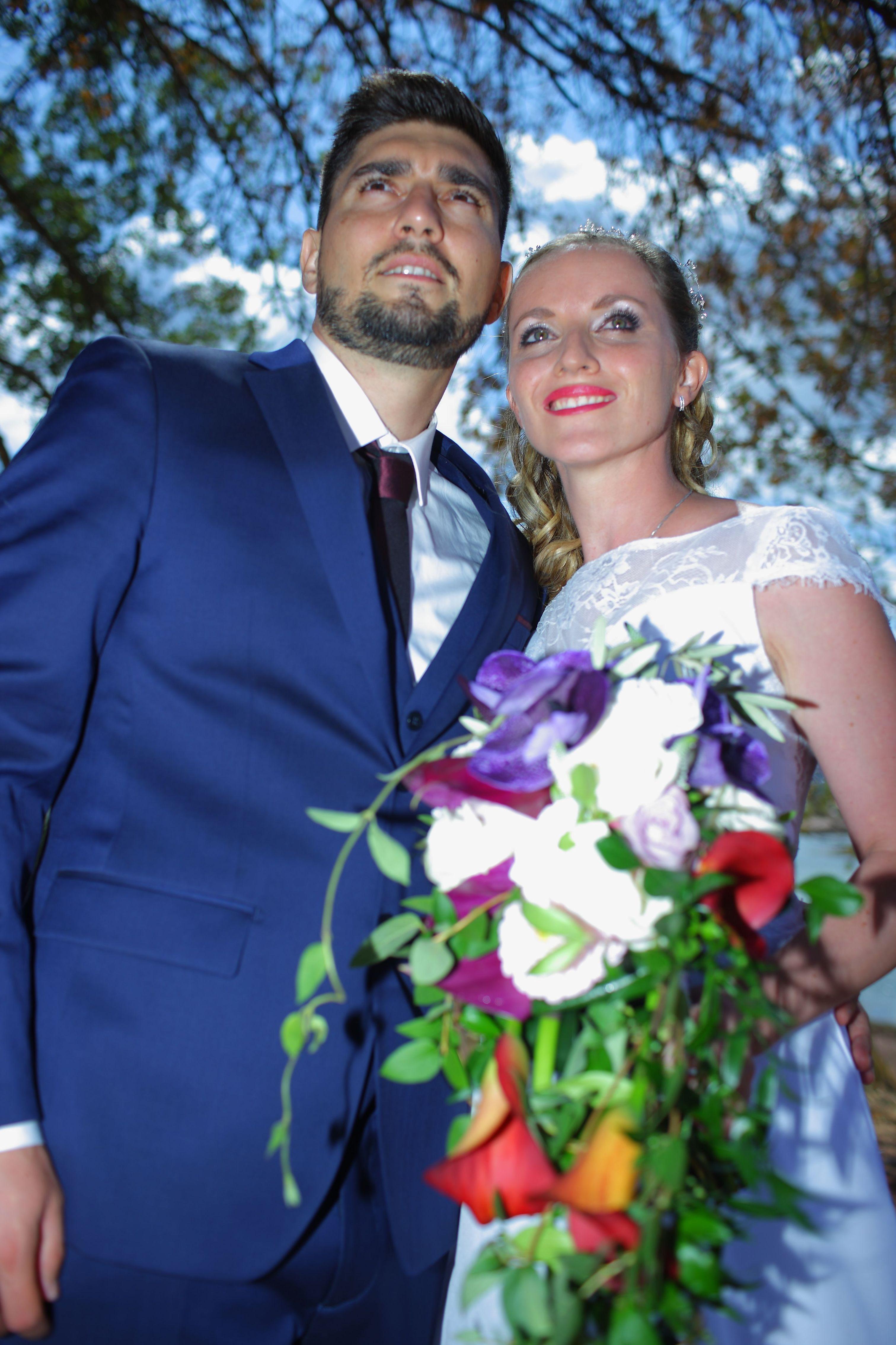 Mariage lac du Salagou 7