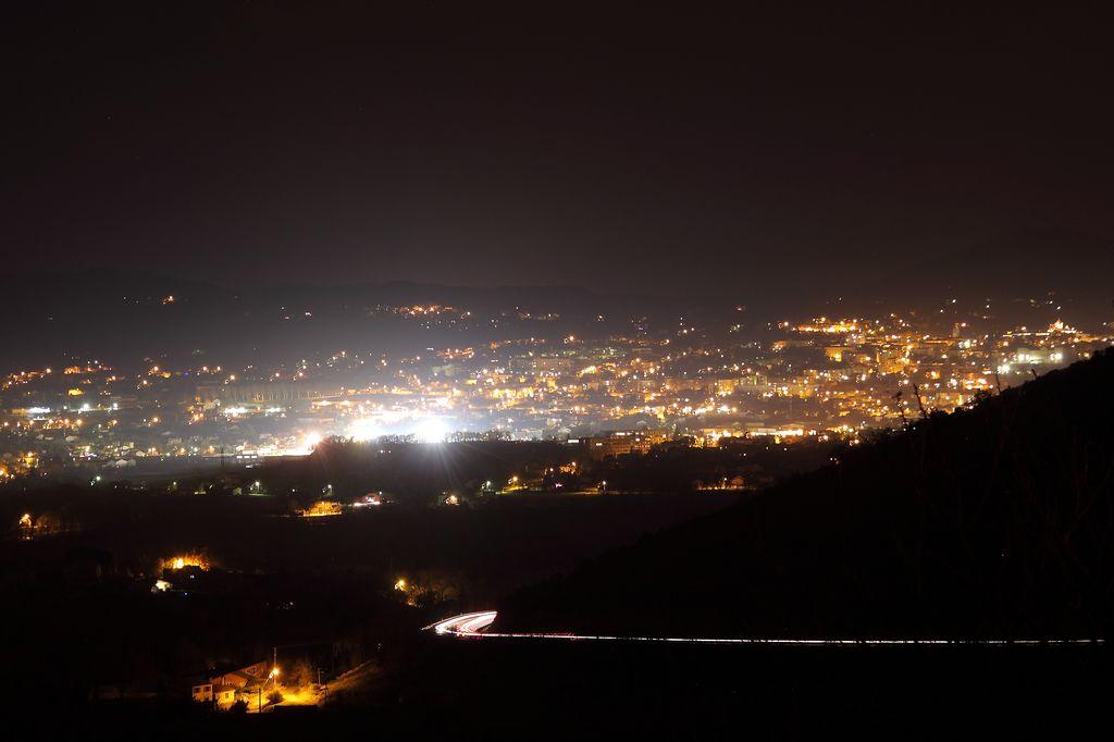 Aubenas de nuit 3