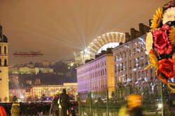 Fête des lumières Lyon 1