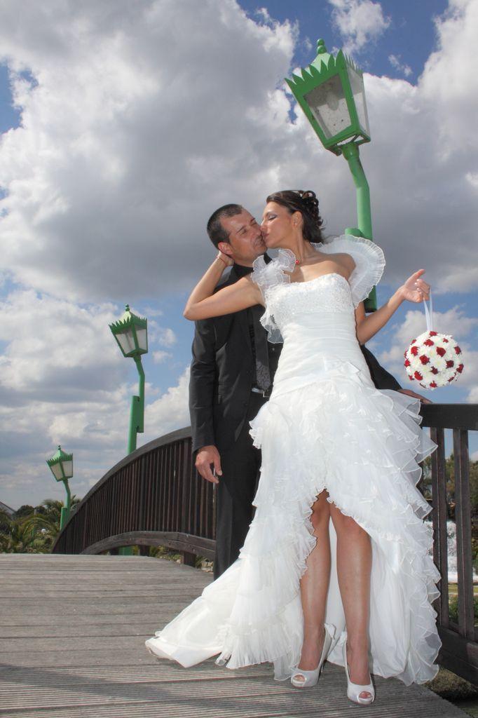 Mariage parc Palavas les Flots 2