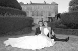 Mariage château Lacoste Nîmes 2