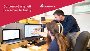 Softvérový analytik pre Smart industry