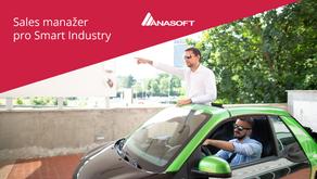 Česko: Sales Manager pro Smart Industry
