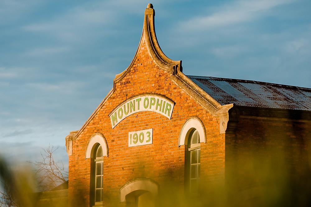 Mount Ophir Estate; Established 1891