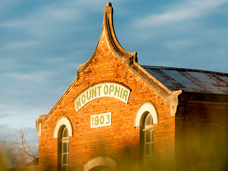 2019 Mount Ophir Estate Tours