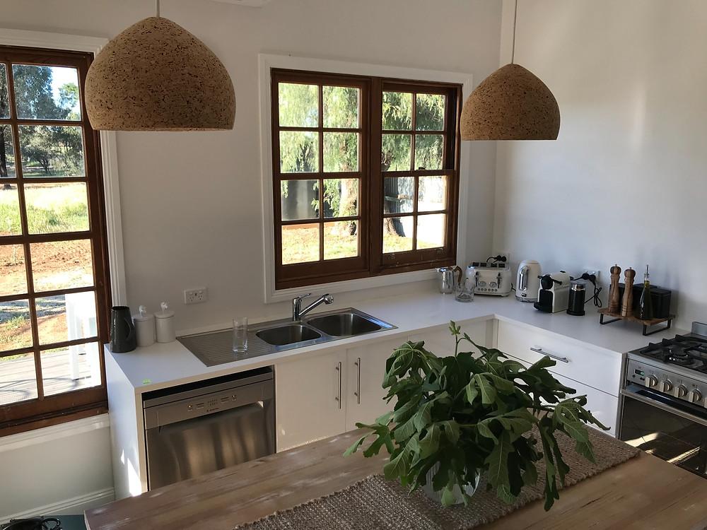 The Lodge- Mount Ophir Estate- Kitchen