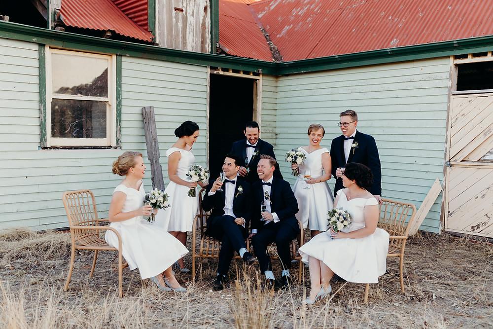 Mount Ophir Estate- Rutherglen Wedding
