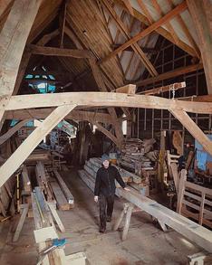 Oak Framed Workshop