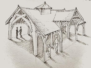 Victorian boathouse inspired design