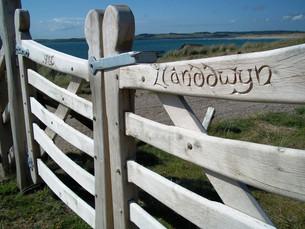 weathered double oak gates.JPG