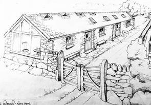 Converted Barn Design