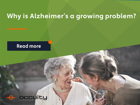 Why Alzheimer's disease is a growing problem?