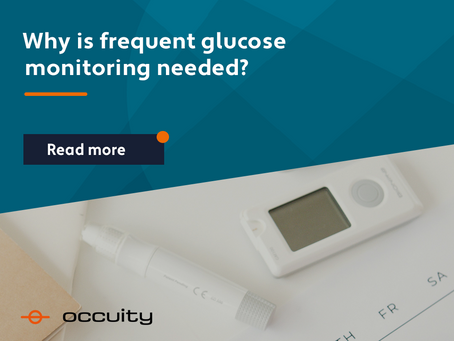 Benefits of glucose testing more frequently