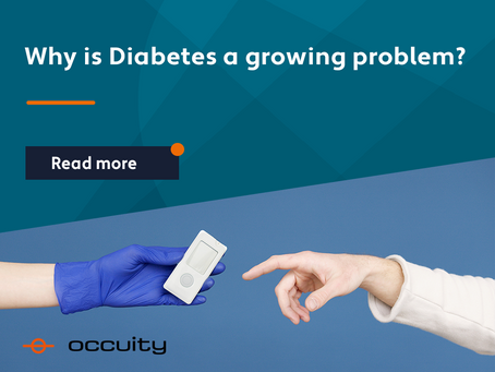 Why is diabetes a growing problem?