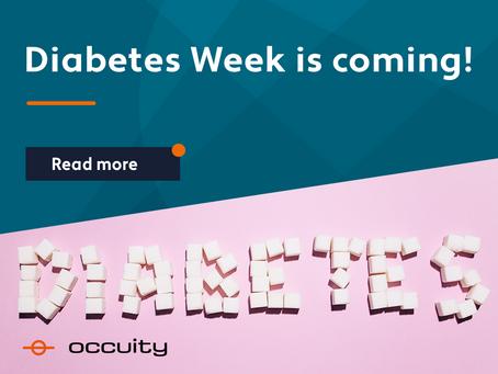 Diabetes Week is coming!