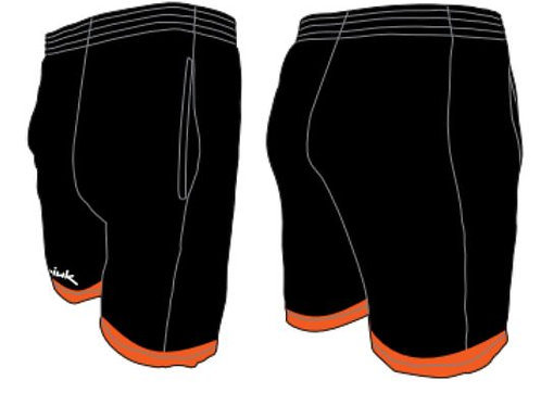 Sport Shorts TCK design
