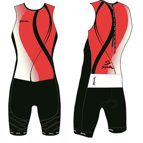 TRISUIT SUMMUM SAM WITH POCKET