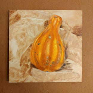 Gourd Containing Light