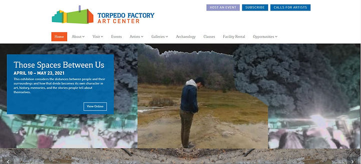 TorpedoFactory Home Page 2021_ThoseSpace