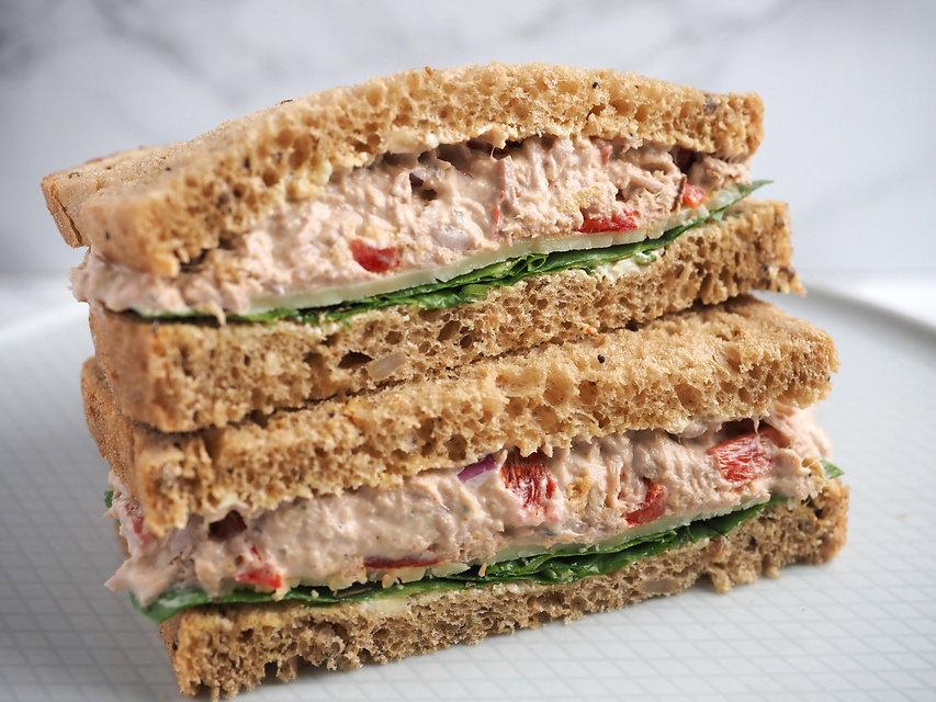 Tuna Mayo Sandwich Delivery Delivered near me Gluten free Peckham