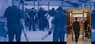 foto garrett security detector/detektor sekuriti