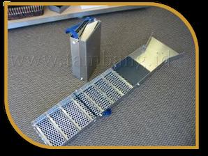 Karpet Emas Portable / Portable Sluice Box