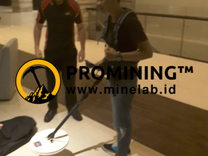Pameran Expo2016: Minelab Indonesia