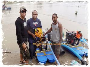 Black Mamba Goes Papua. Again... and again.