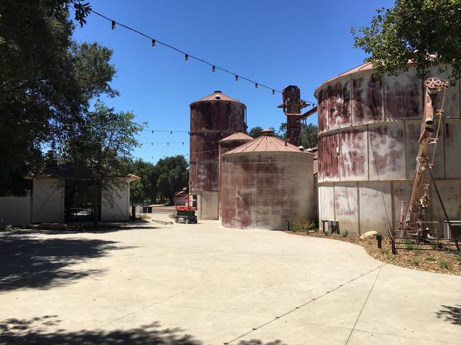 Halter Ranch Silo Barn - Paso Robles, CA