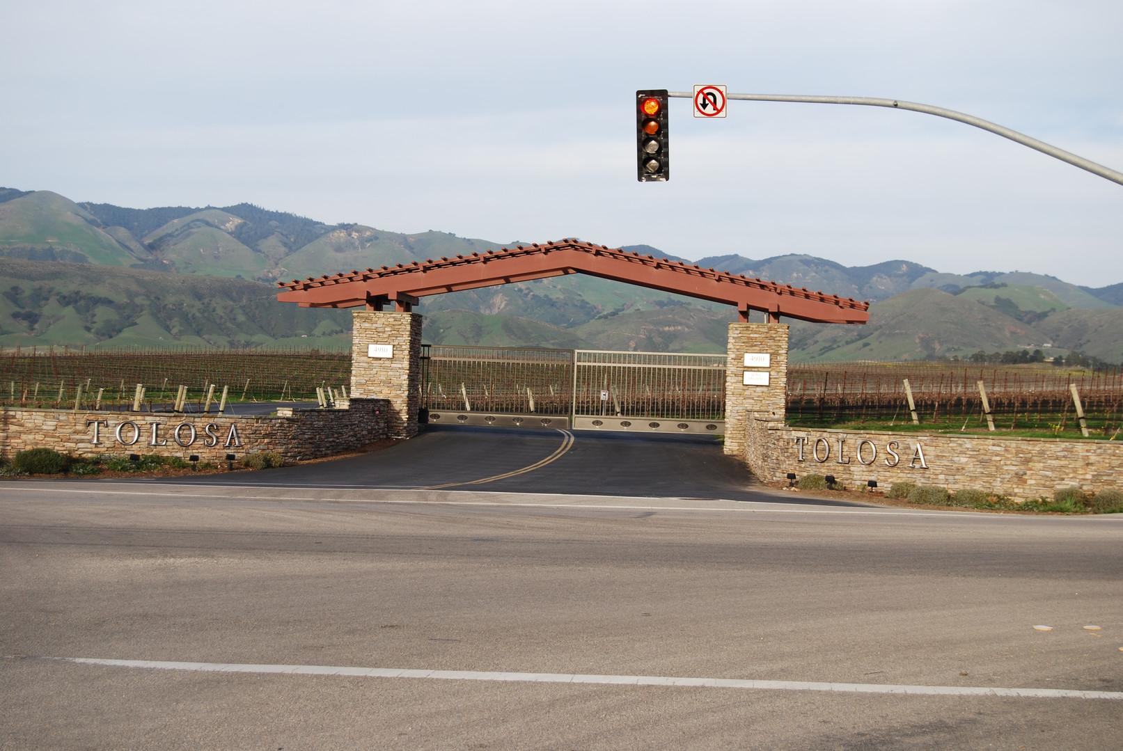 Tolosa Winery- Edna Valley, CA