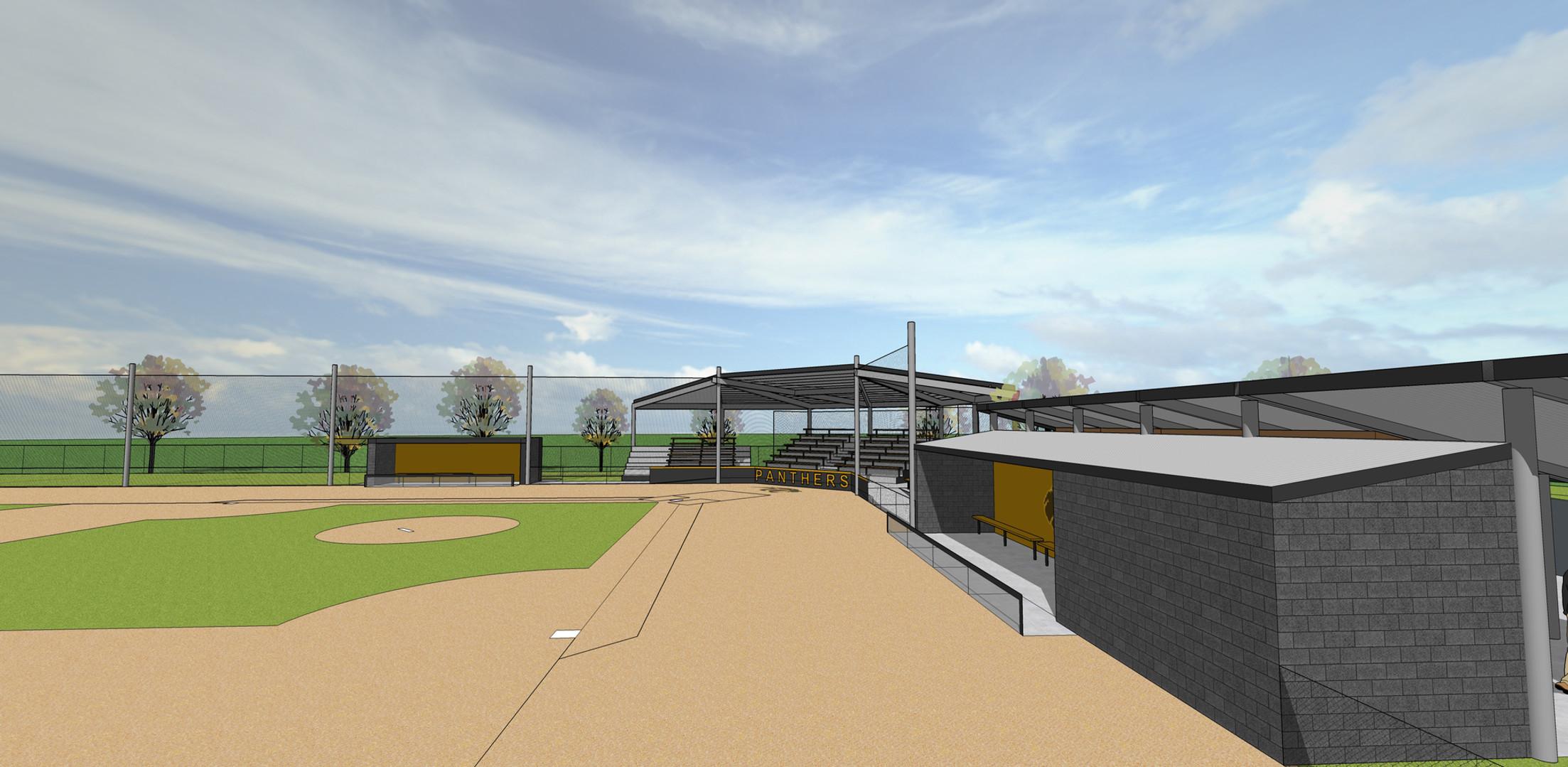 Newbury High School- Softball Complex (Design)
