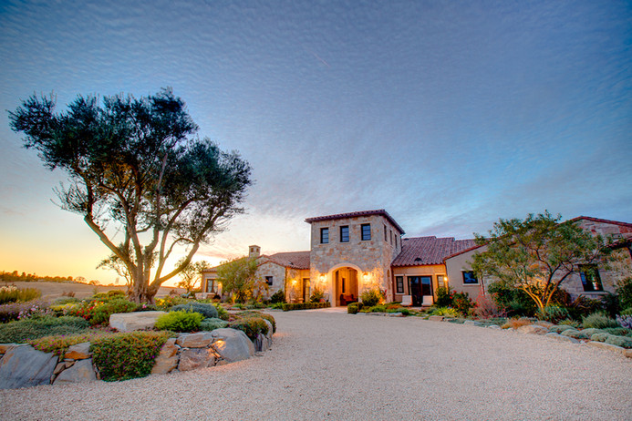 Barns Residence- Paso Robles, CA