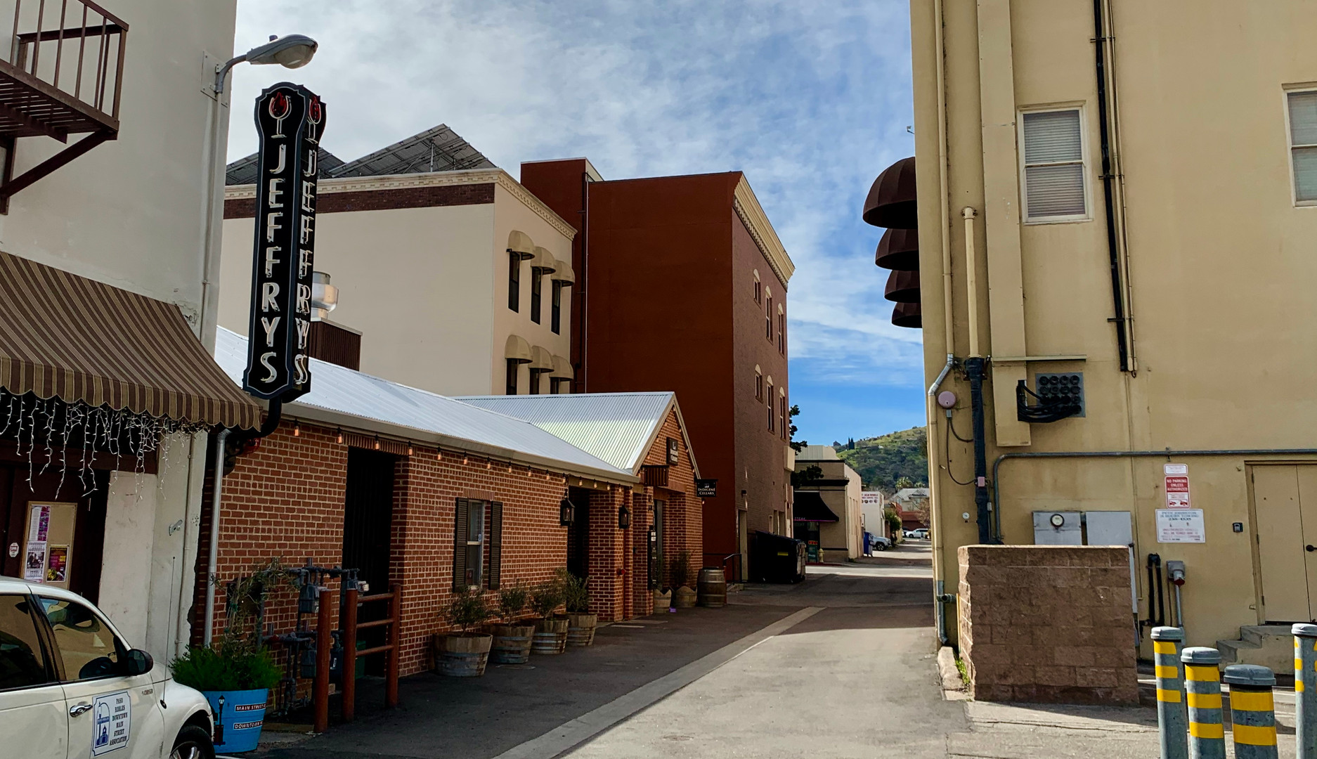 On The Alley- Paso Robles, CA