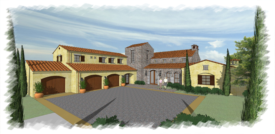 Sullivan Residence- Creston, CA