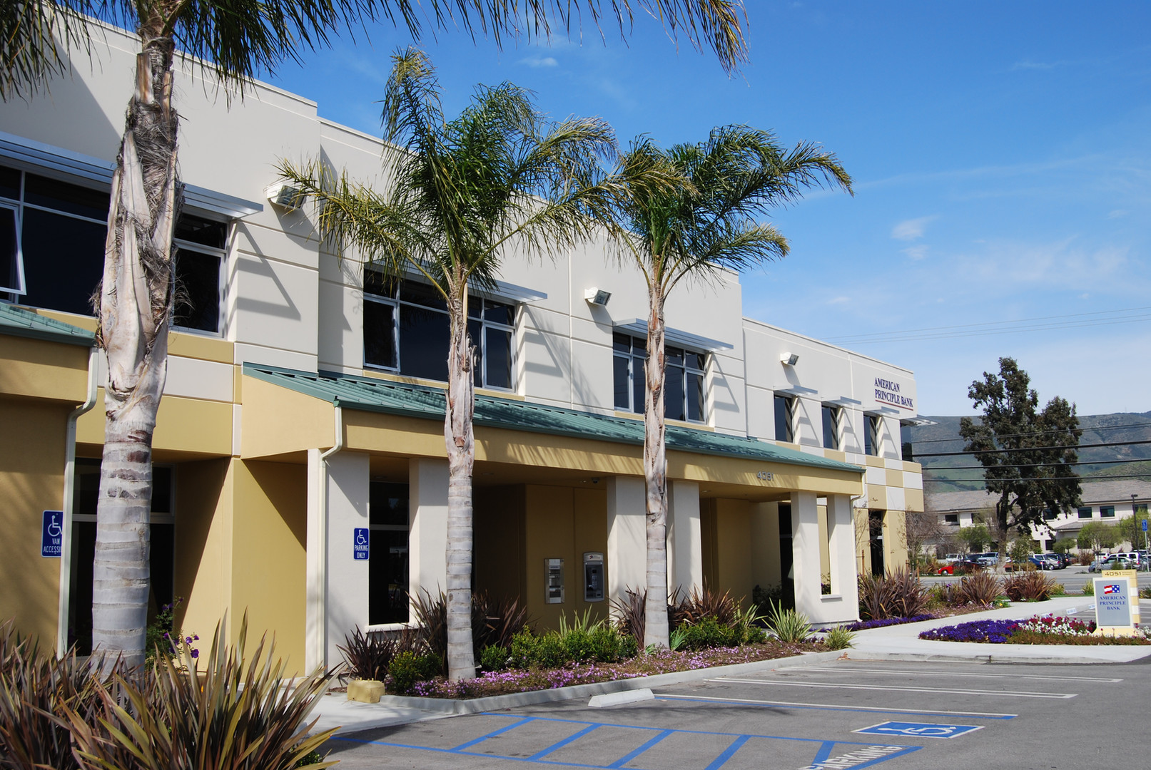 Tank Farm & Broad Office Complex- San Luis Obispo, CA