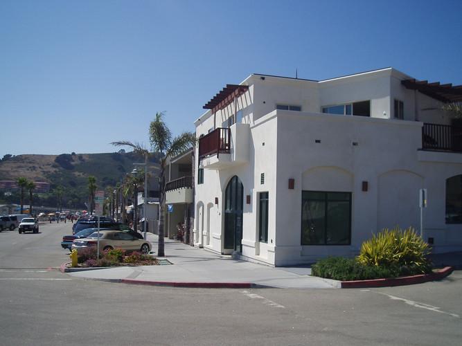 Front St. Mixed Use- Avila Beach, CA