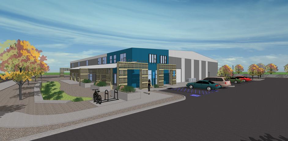 SLO County Food Bank- San Luis Obispo, CA