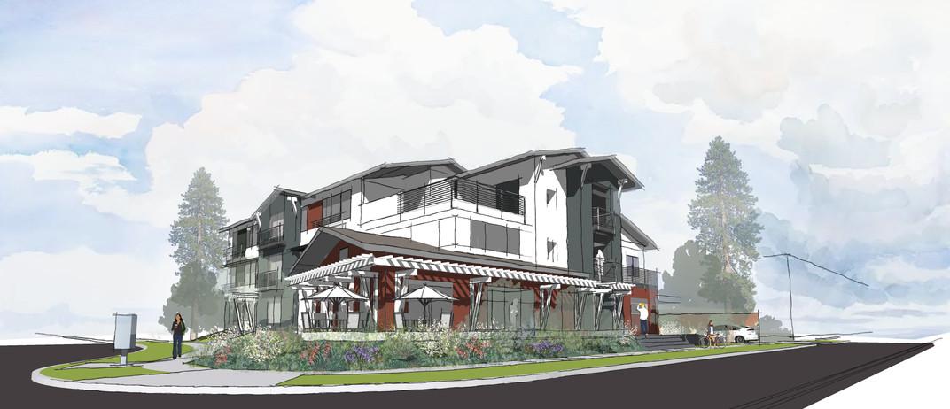 Intergenerational Housing- San Jose, CA