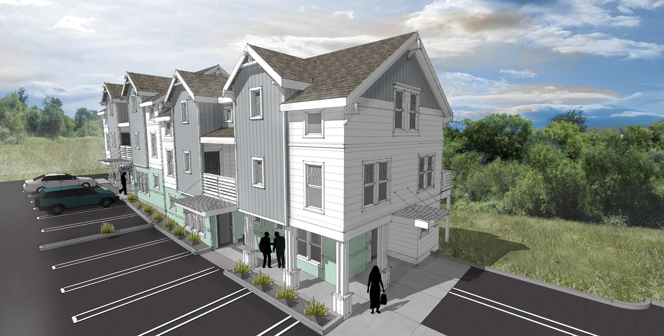 East Village Mixed Use- Arroyo Grande, CA