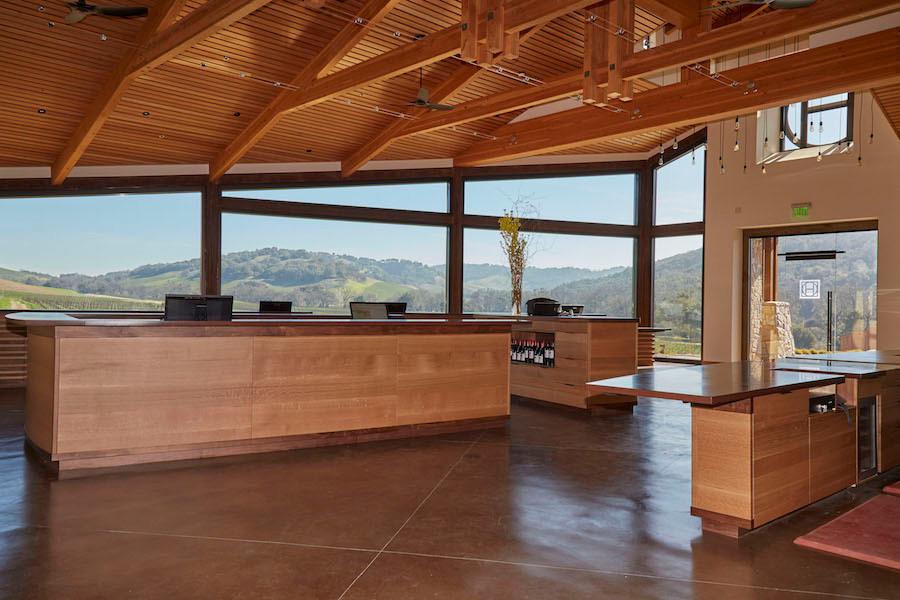 Halter Ranch Tasting Room - Paso Robles, CA
