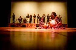 Espetáculo Nandaia