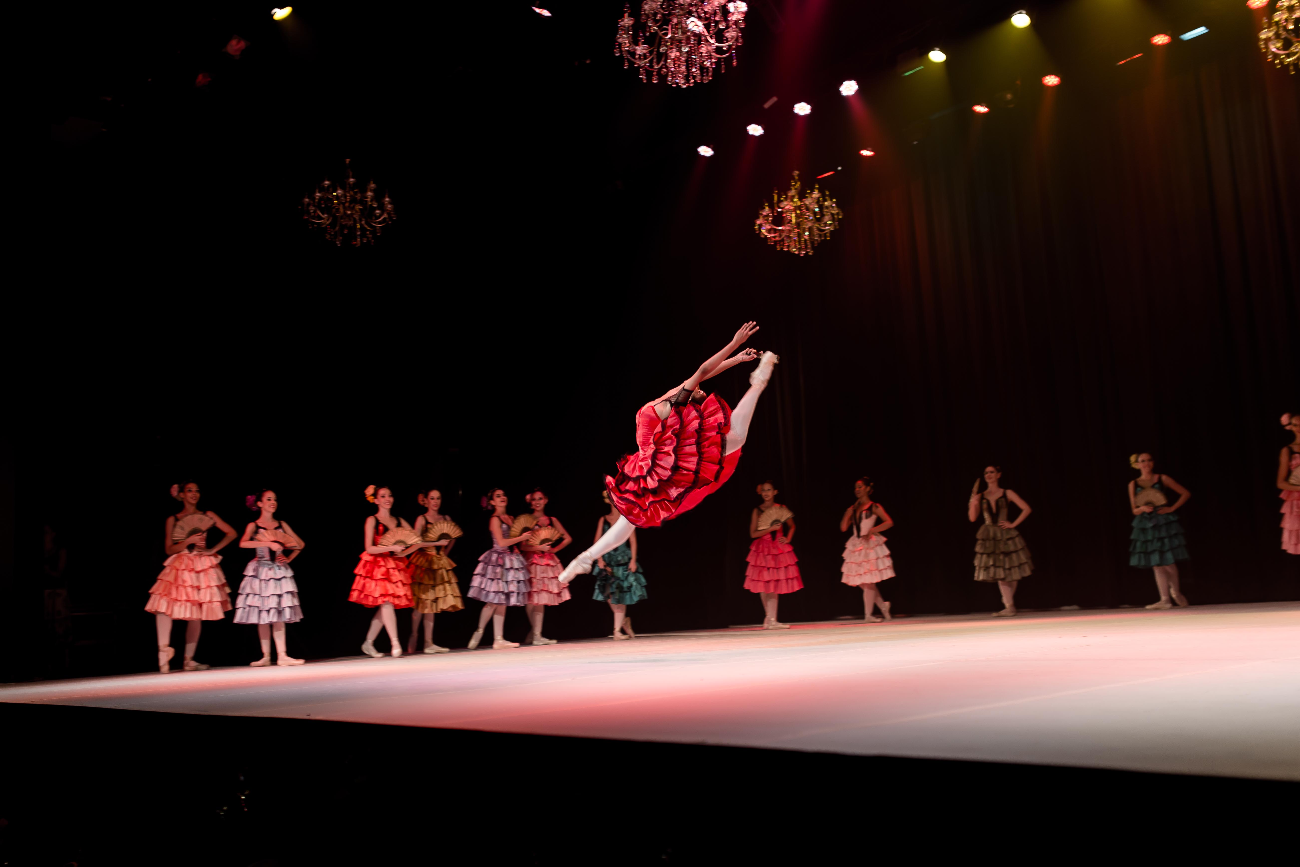 Opera ballet e Orquestra UFMT
