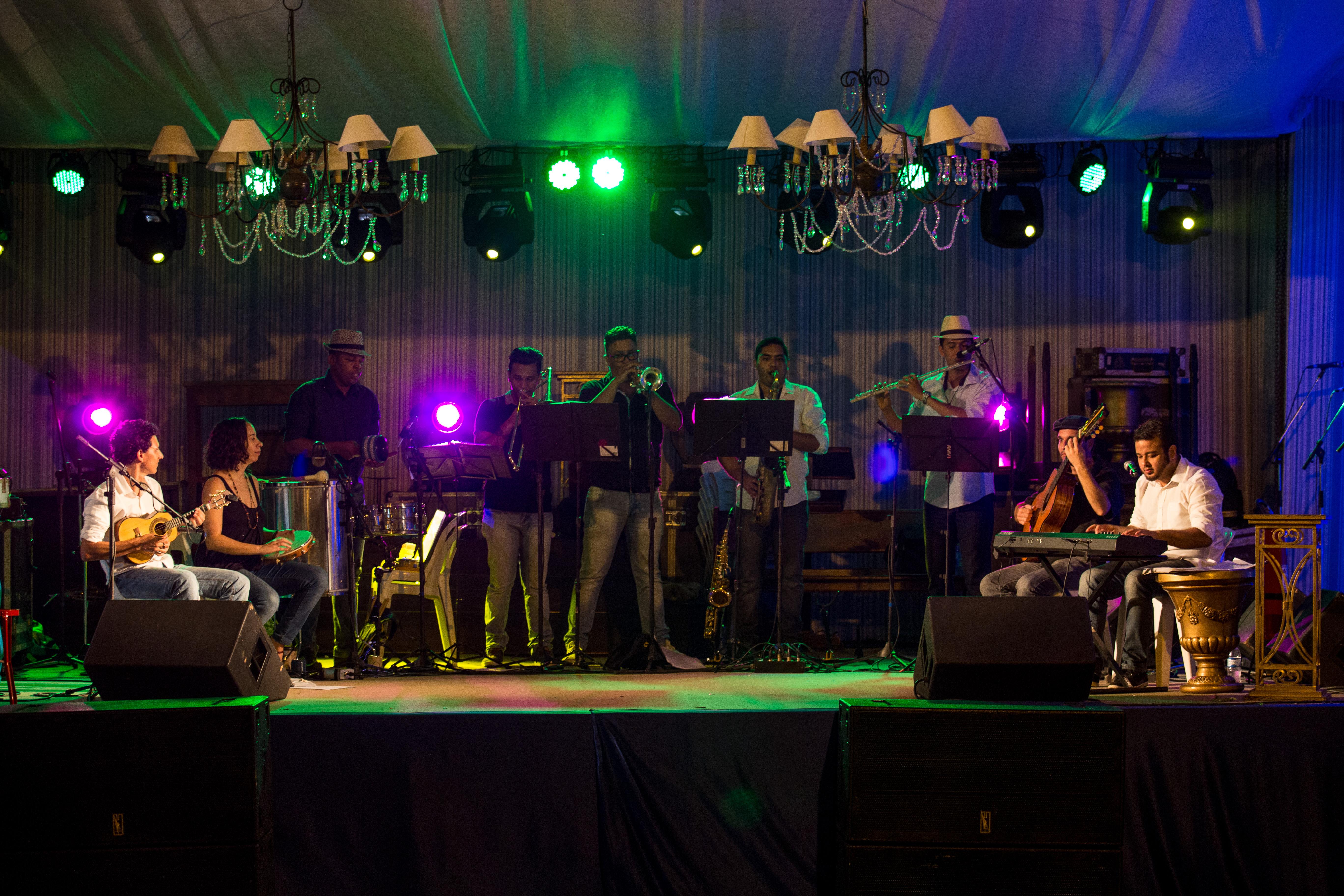Orquestra Cuiabana de Choro - 2016
